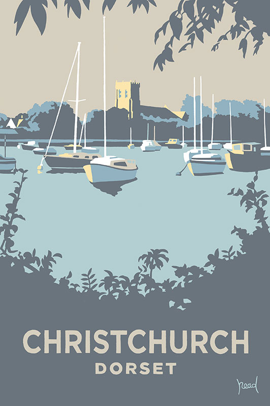 Christchurch, Dorset