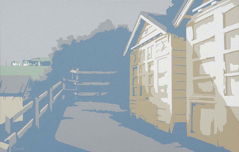 No33 Blue, Landscape, Dorset