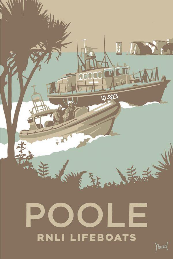 Poole Lifeboats, Dorset
