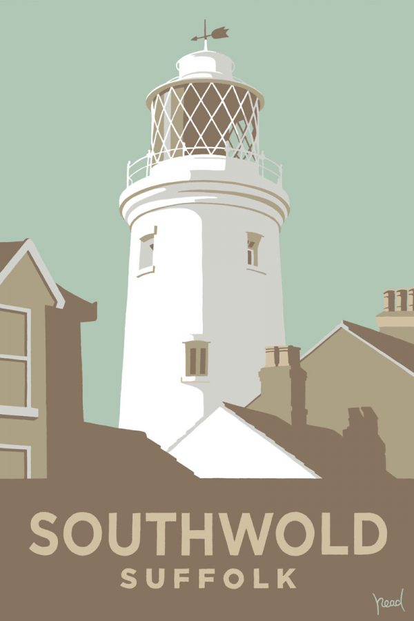 Lighthouse, Southwold, Suffolk
