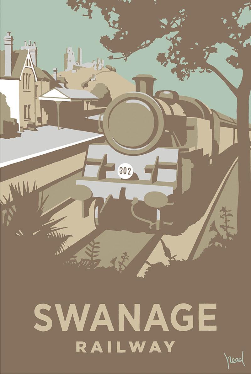 Swanage Railway, Dorset