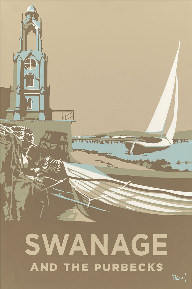 Swanage and the Purbecks, Dorset