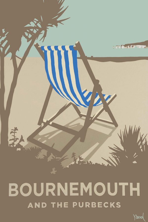 Deckchair, Bournemouth and the Purbecks, Dorset