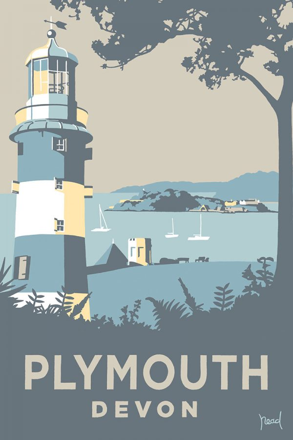 plymouth devon art
