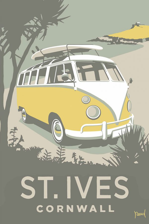 Camper – St Ives, Cornwall