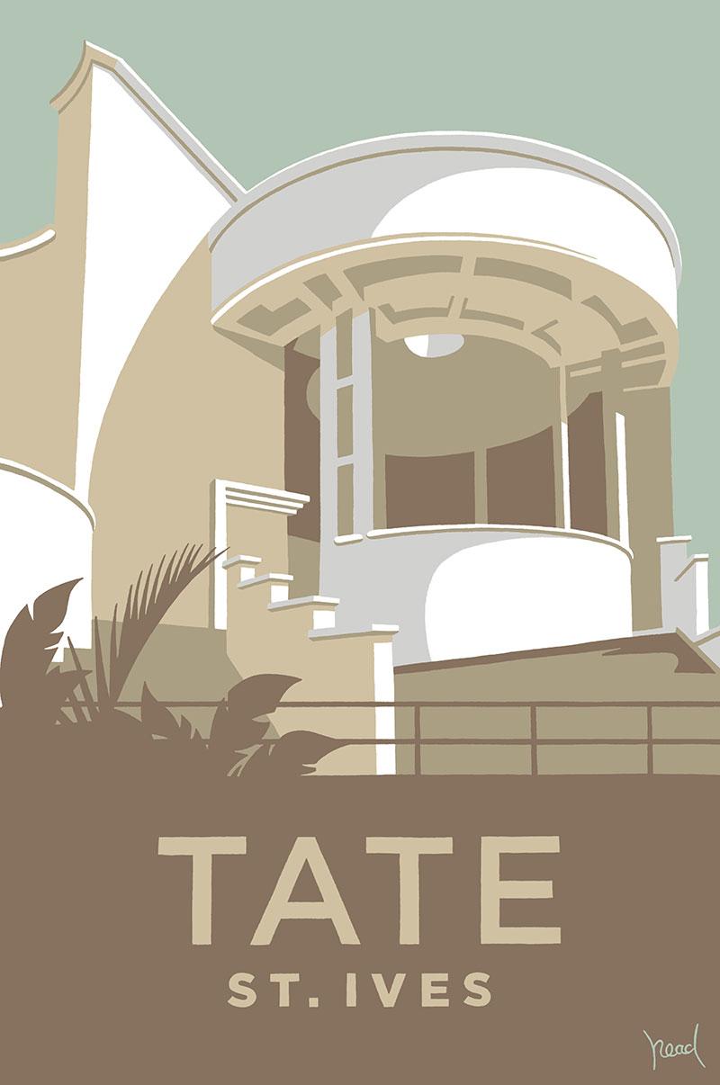 Tate St Ives, Cornwall
